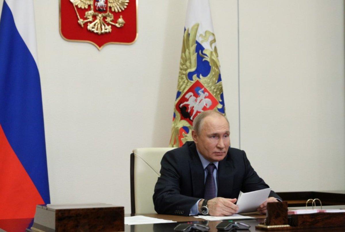 Putin den NATO tepkisi: Çıkarlarımızı çiğnediler #1