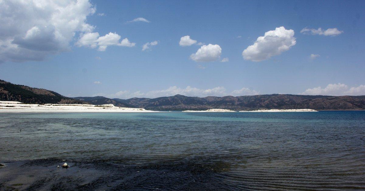 Salda Gölü'nü kirletenler bulundu #1