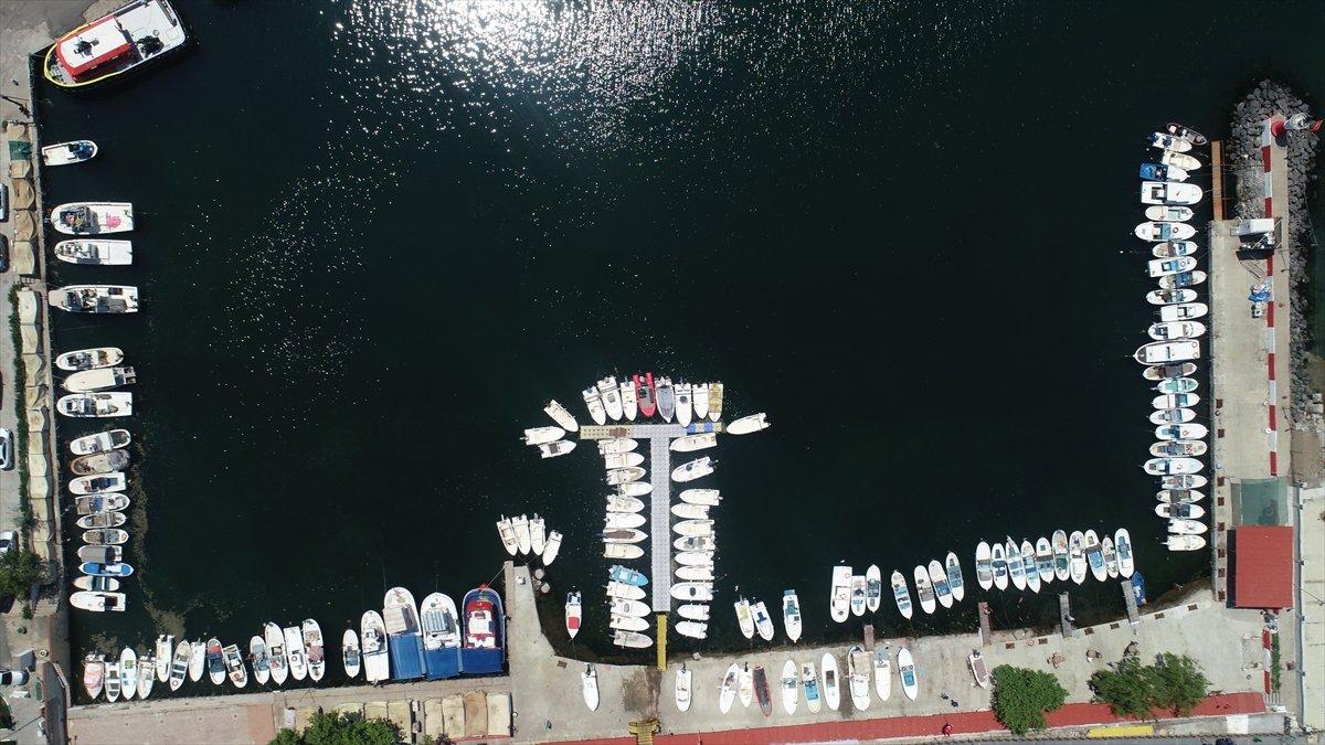 Tekirdağ kıyılarındaki müsilaj etkisini yitirdi  #5