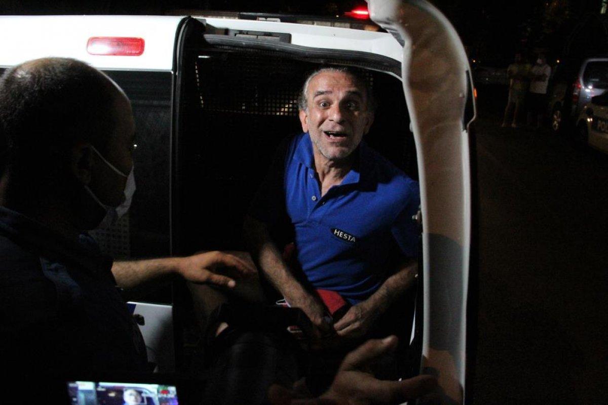 Antalya da balkonda yangın çıkaran kişi komşularına bağırdı: Çileden çıkarttınız beni  #3