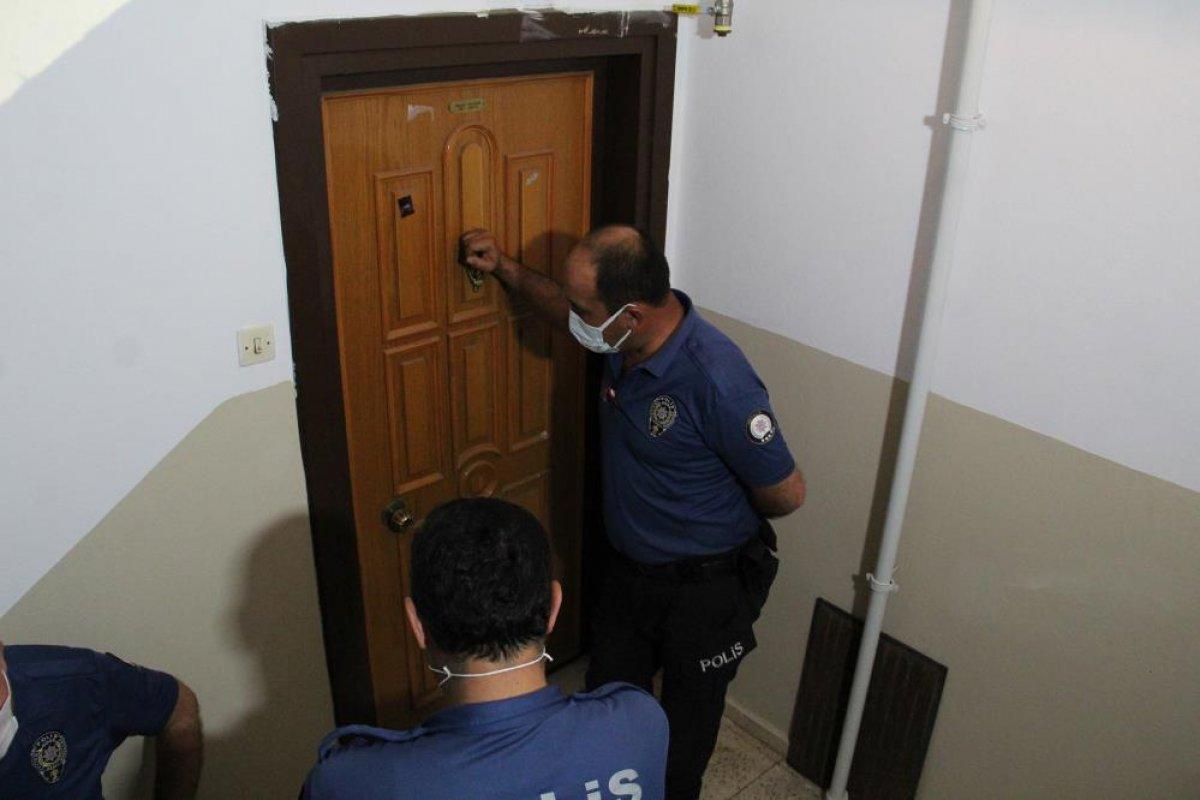 Antalya da balkonda yangın çıkaran kişi komşularına bağırdı: Çileden çıkarttınız beni  #4