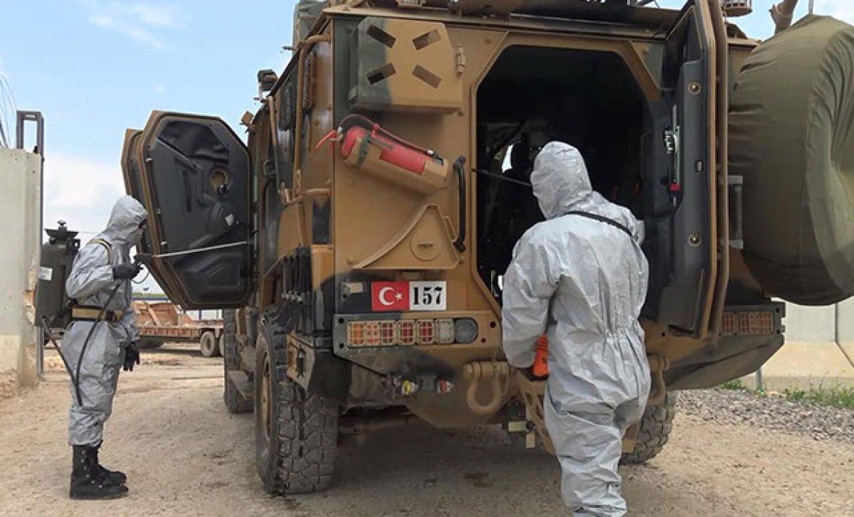 Türk Silahlı Kuvvetleri nin koronavirüs salgınıyla mücadelesi  #1