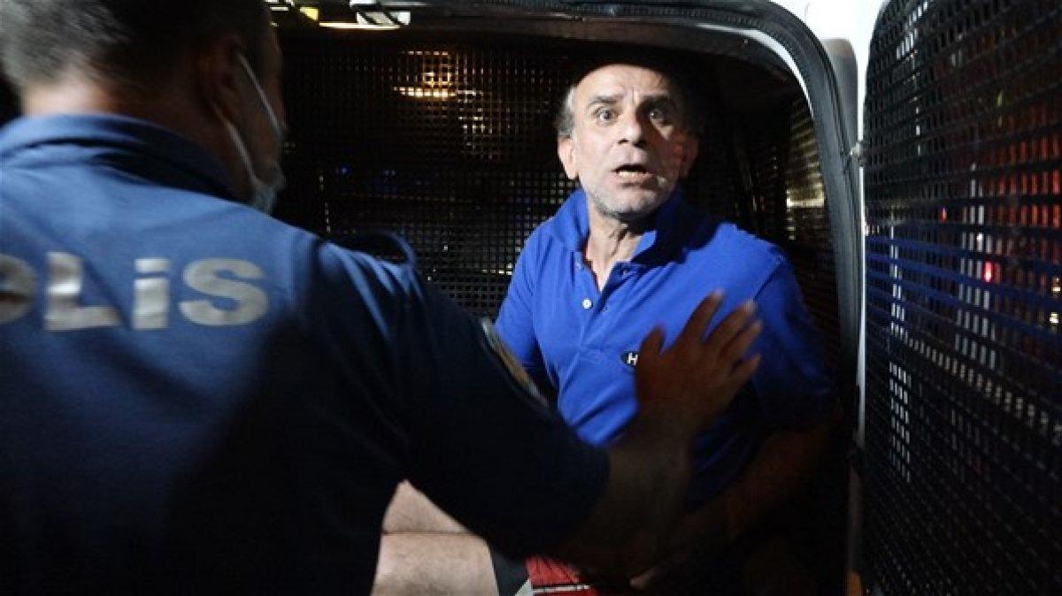 Antalya da balkonda yangın çıkaran kişi komşularına bağırdı: Çileden çıkarttınız beni  #2