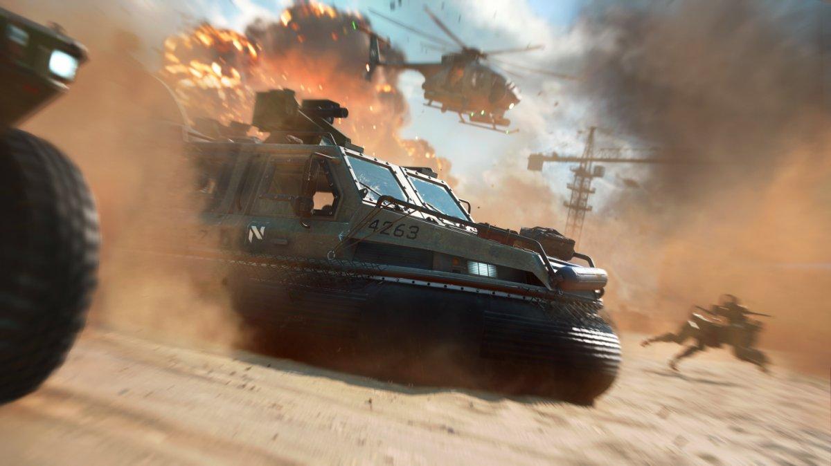Battlefield 2042 sistem gereksinimleri ve çıkış tarihi #1