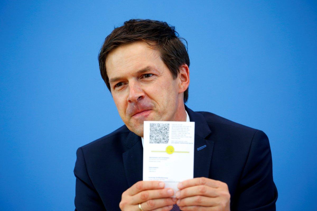 Almanya dan Dijital Koronavirüs Sertifikası adımı #3