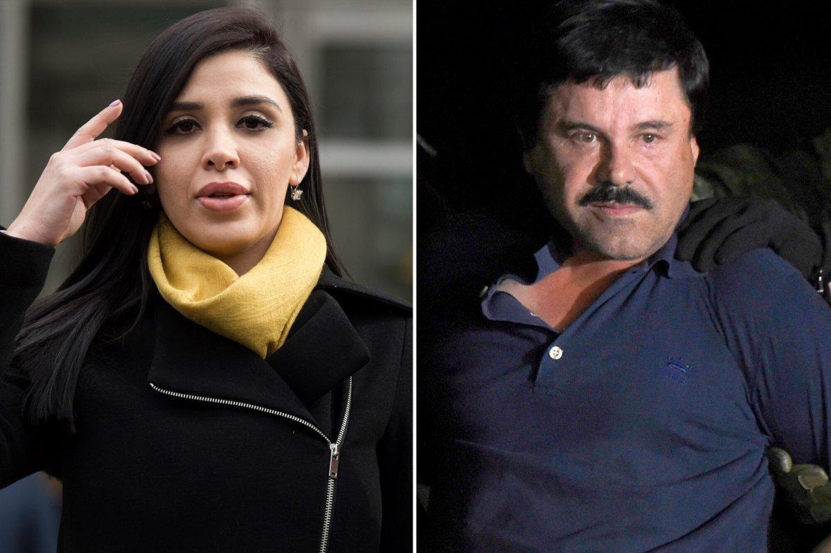 El Chapo'nun eşi suçlamaları kabul etti #3
