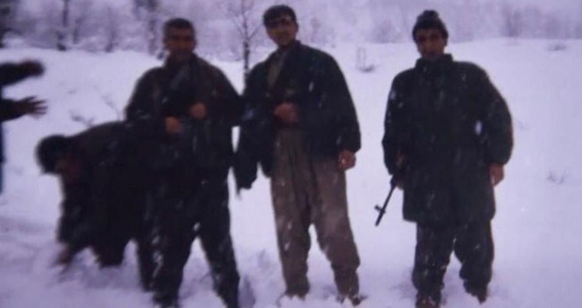 HDP'li ilçe başkanı çift, PKK'lı teröristi evinde sakladı #2