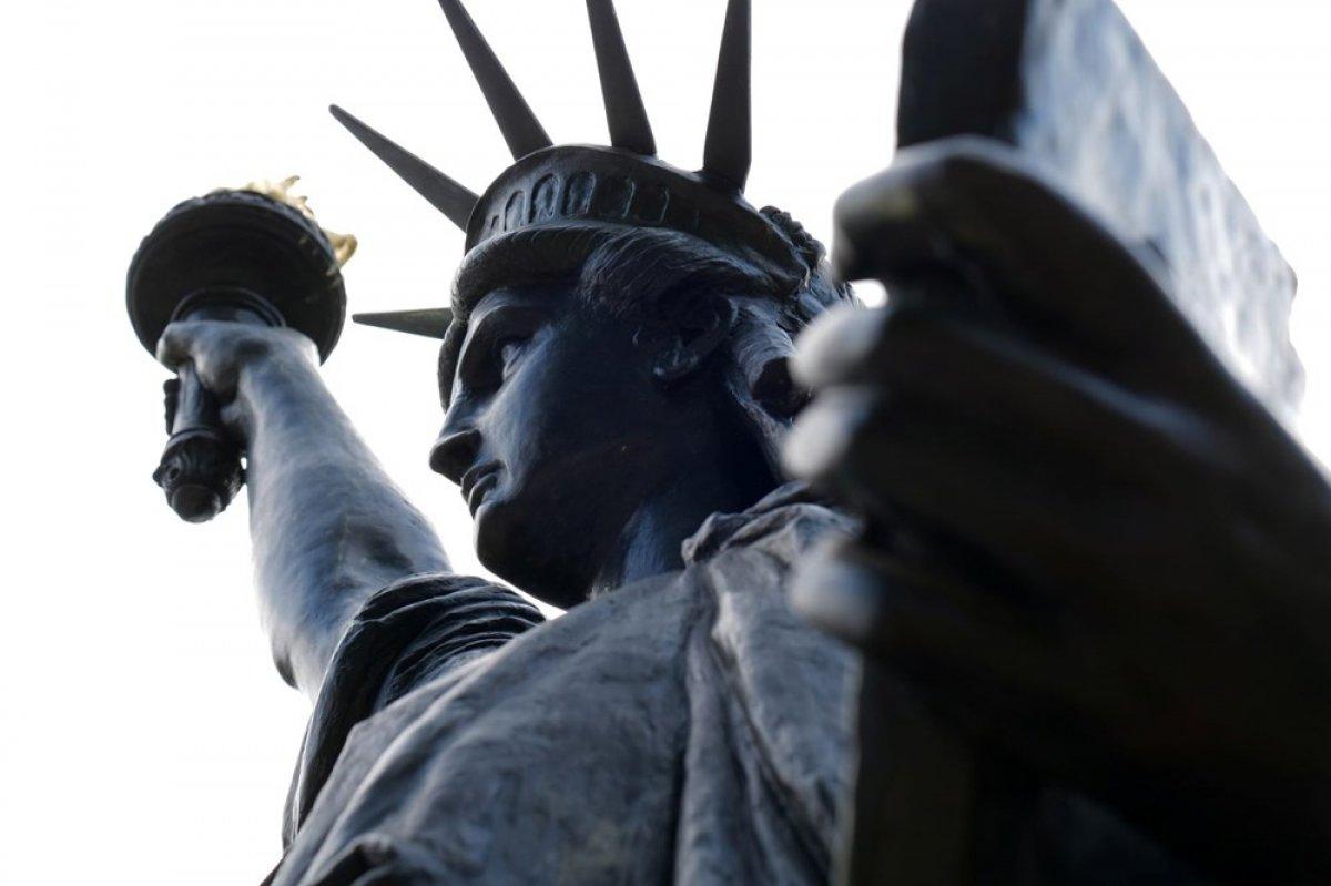 Fransa dan ABD ye yeni Özgürlük Heykeli #2