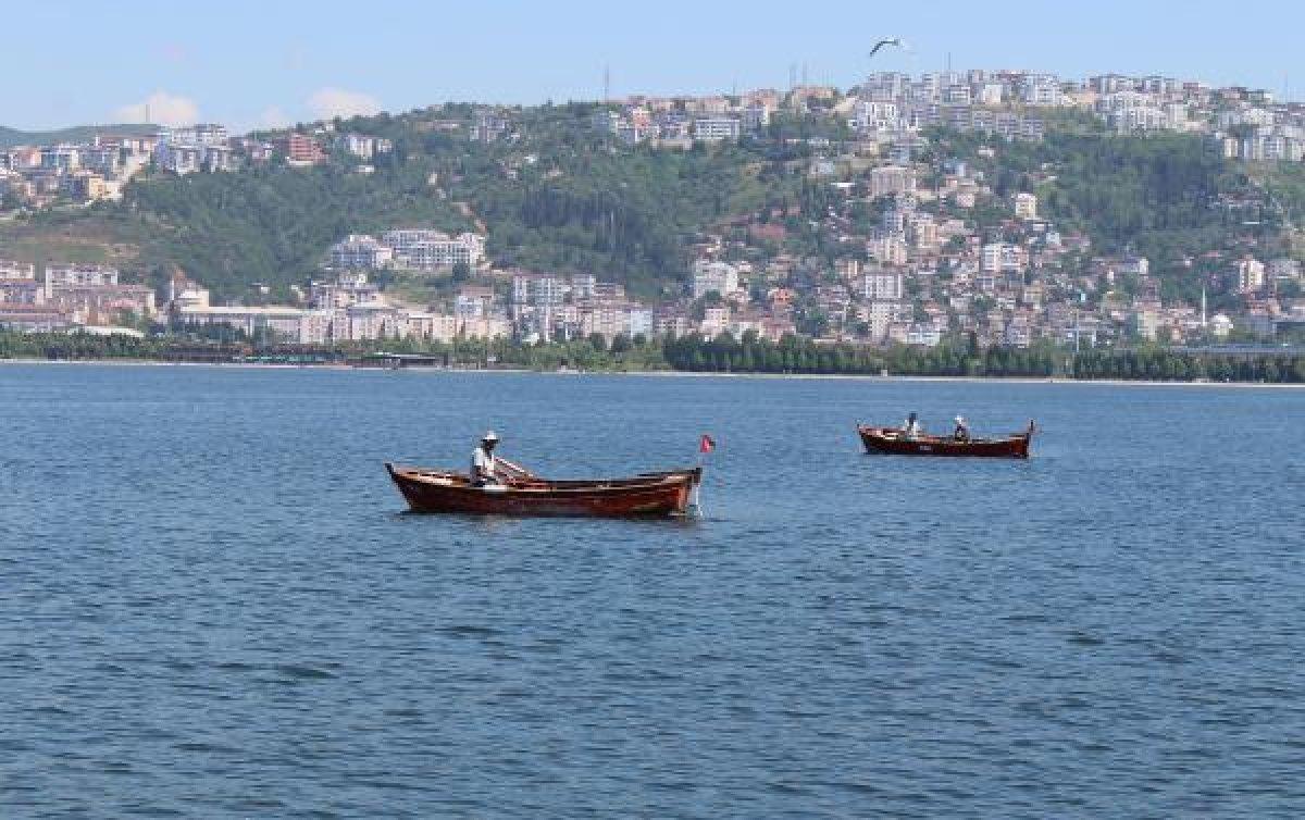 İzmit Körfezi nde müsilaj temizlendi, balıkçılar açıldı  #2