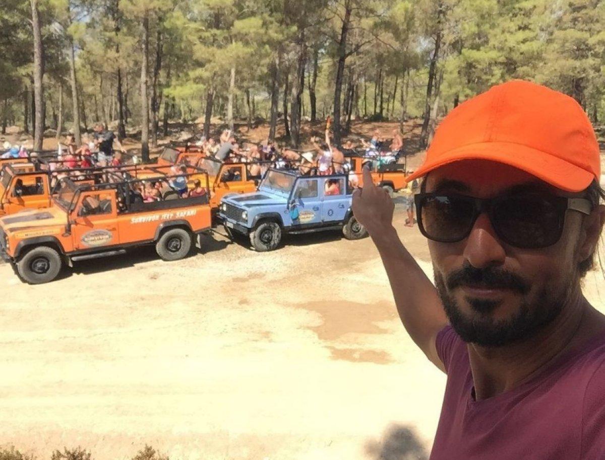 Ölüdeniz de Jeep Safari turlarının 1 numaralı adresi: Scout Excursion #2