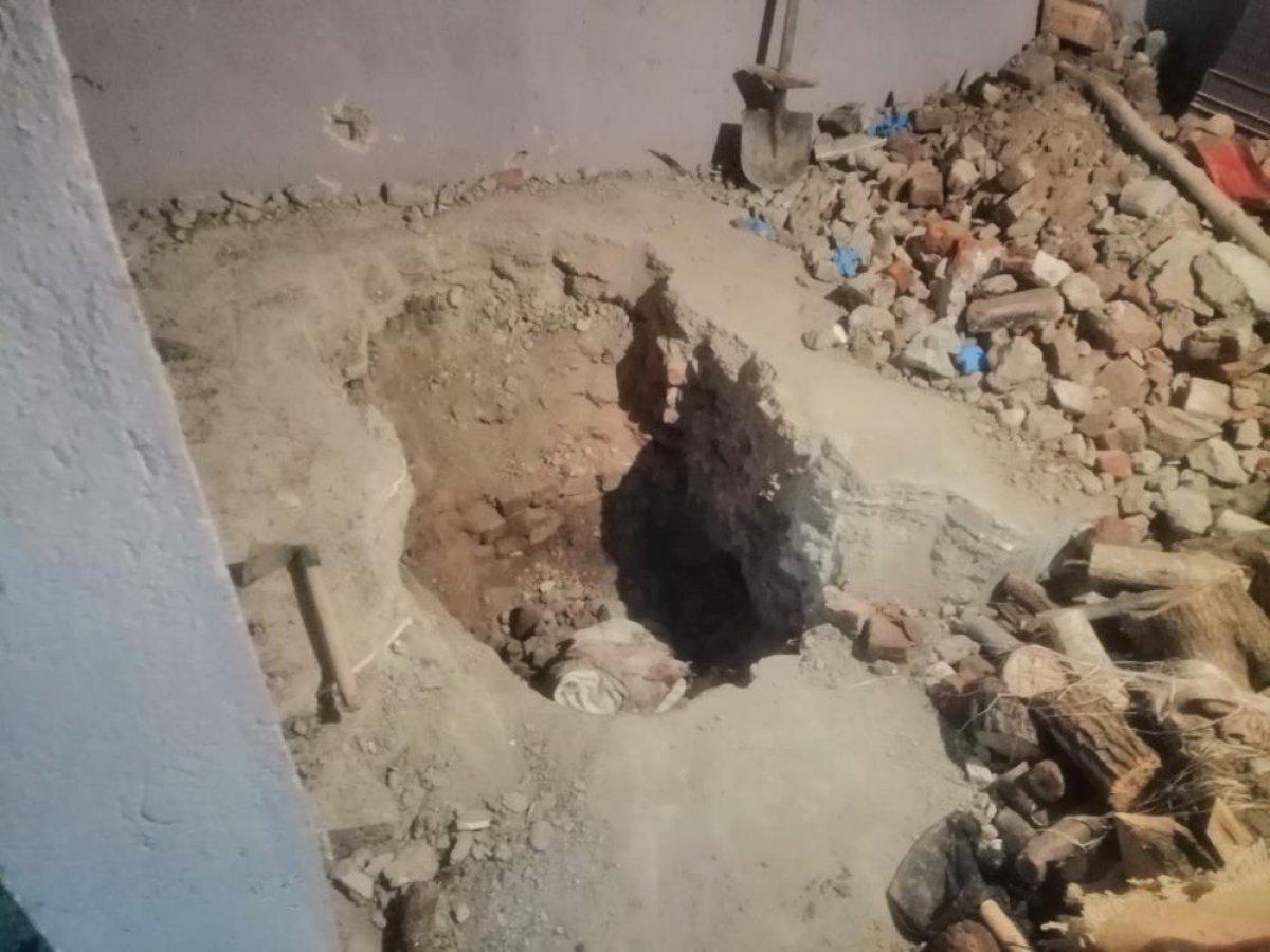 Kayseri de kayıp çifti öldürüp tandıra gömdüler #4