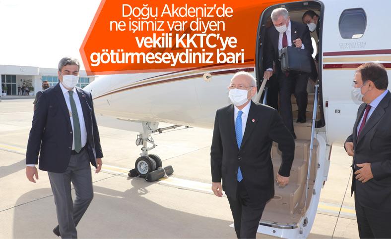 CHP, Kılıçdaroğlu önderliğinde KKTC ziyaretinde