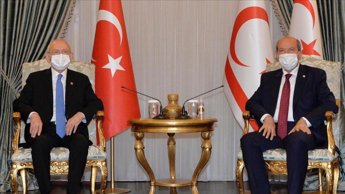 CHP, Kılıçdaroğlu önderliğinde KKTC ziyaretinde #4
