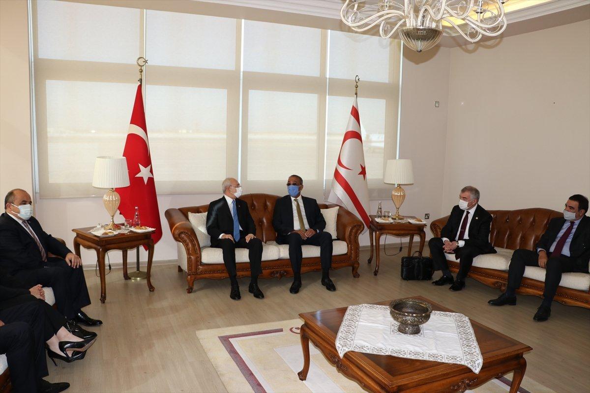 CHP, Kılıçdaroğlu önderliğinde KKTC ziyaretinde #2