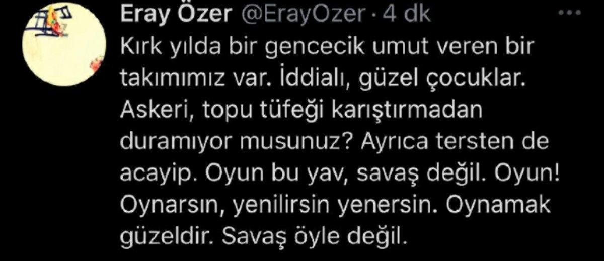 Kıraç ın milli takım futbolcularına şarkısında Mehmetçik demesi tepki topladı #5