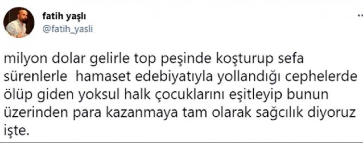 Kıraç ın milli takım futbolcularına şarkısında Mehmetçik demesi tepki topladı #4