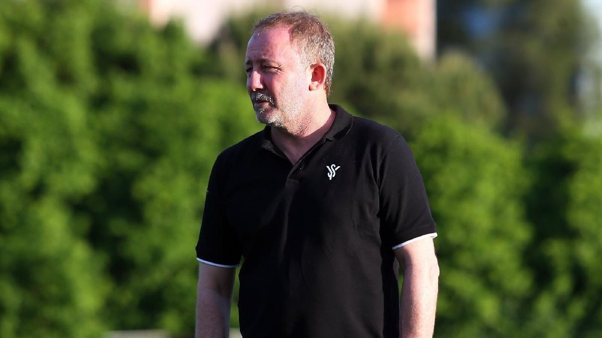Beşiktaş Sergen Yalçın la anlaşmaya vardı #3