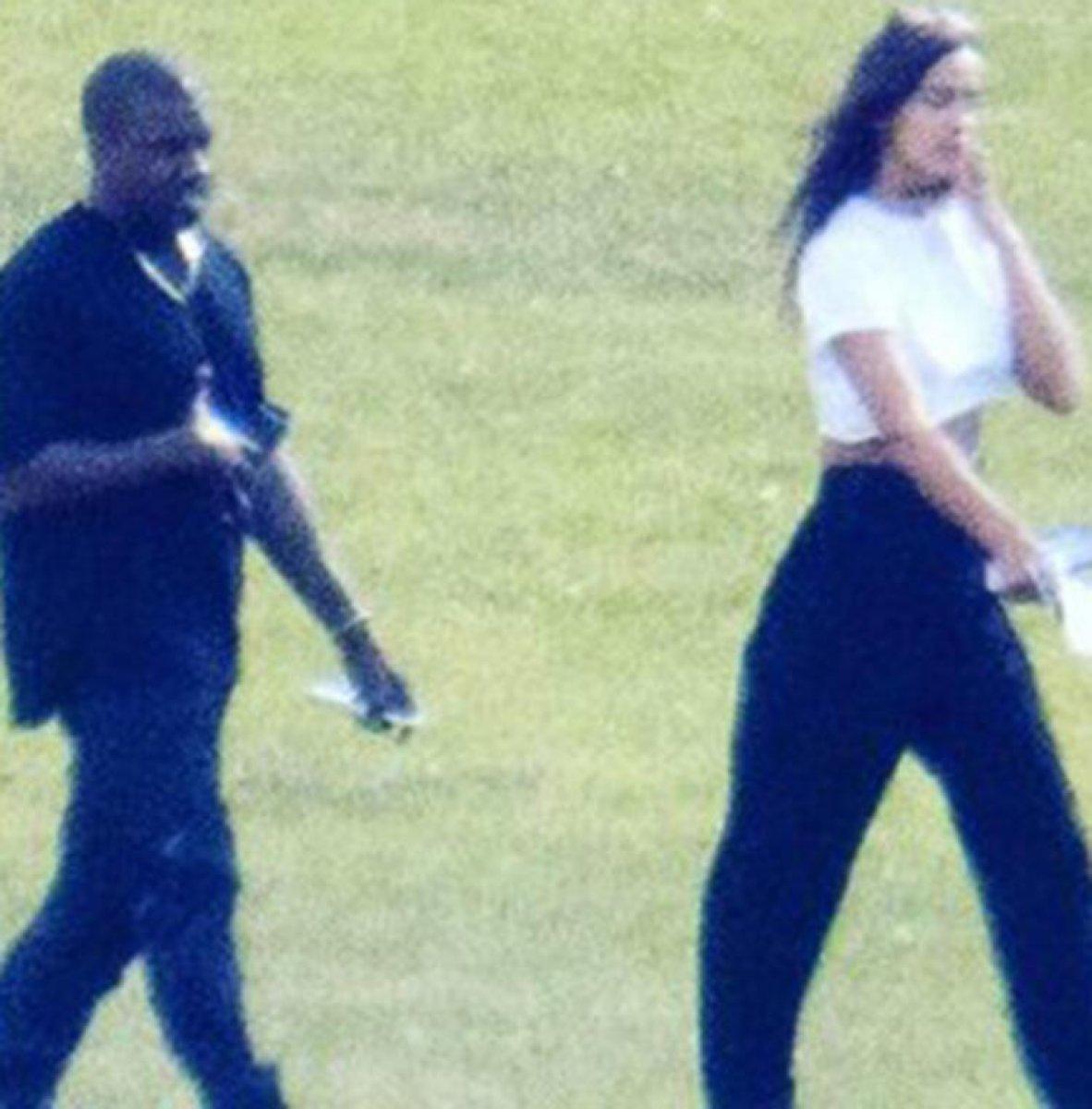Kanye West ve Irina Shayk aşkı belgelendi #1