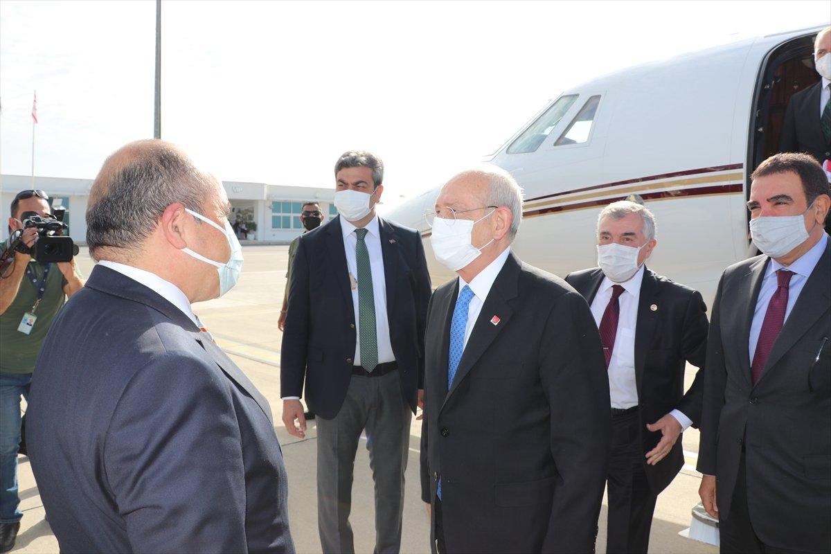 CHP, Kılıçdaroğlu önderliğinde KKTC ziyaretinde #3