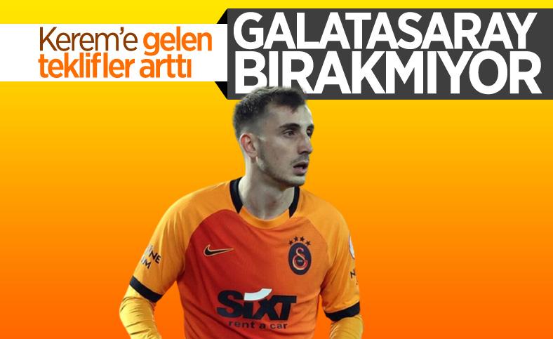 Galatasaray'dan Kerem Aktürkoğlu'na gidiş izni yok