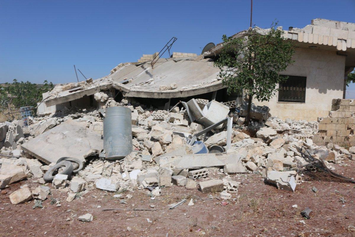 Esad rejiminin İdlib saldırılarında bilançosu arttı #2