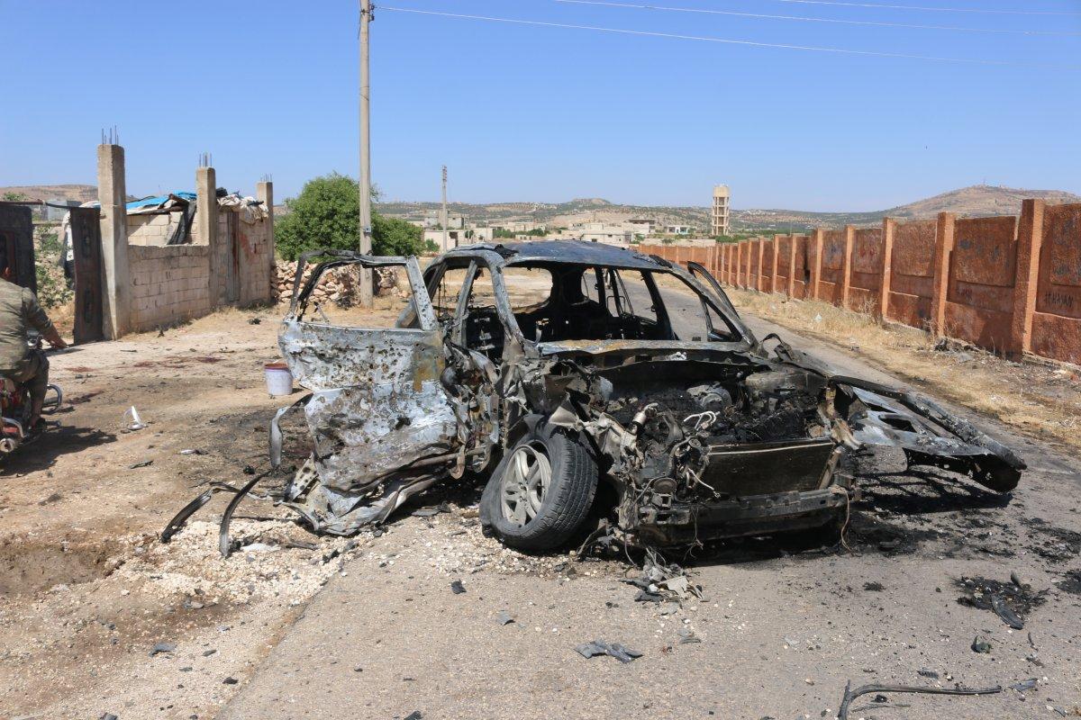 Esad rejiminin İdlib saldırılarında bilançosu arttı #3