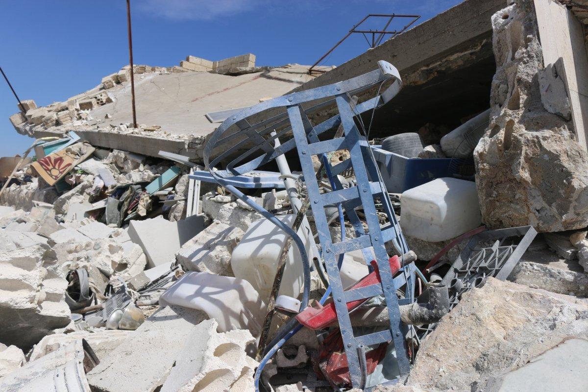 Esad rejiminin İdlib saldırılarında bilançosu arttı #1