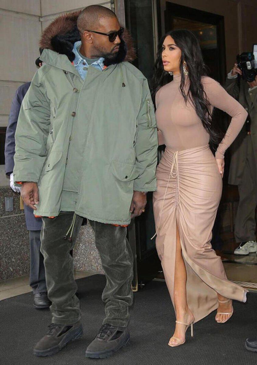 Kanye West ve Irina Shayk aşkı belgelendi #3