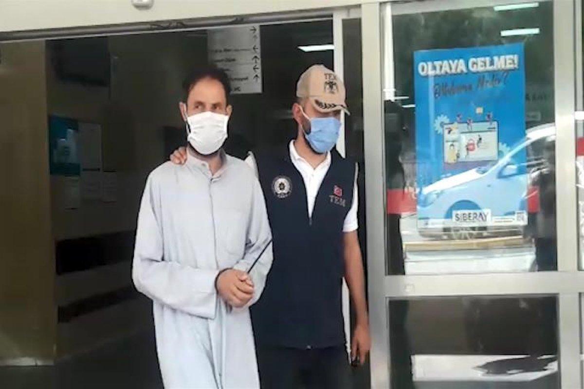 Şanlıurfa'da yakalanan DEAŞ ıngenel ilişkiler sorumlusu tutuklandı #3