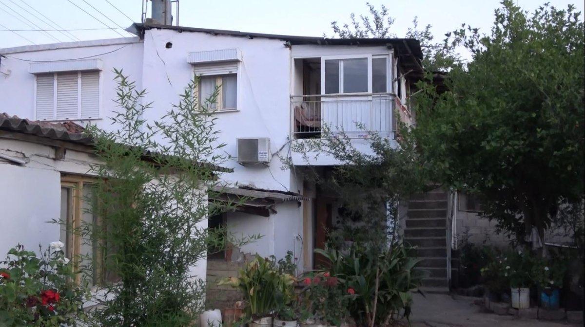 Antalya da yaşlı çifte dehşeti yaşattı #1