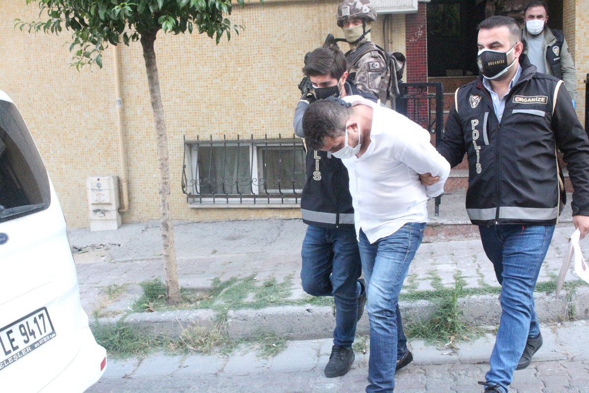 Karagümrük çetesine İstanbul merkezli operasyon  #4