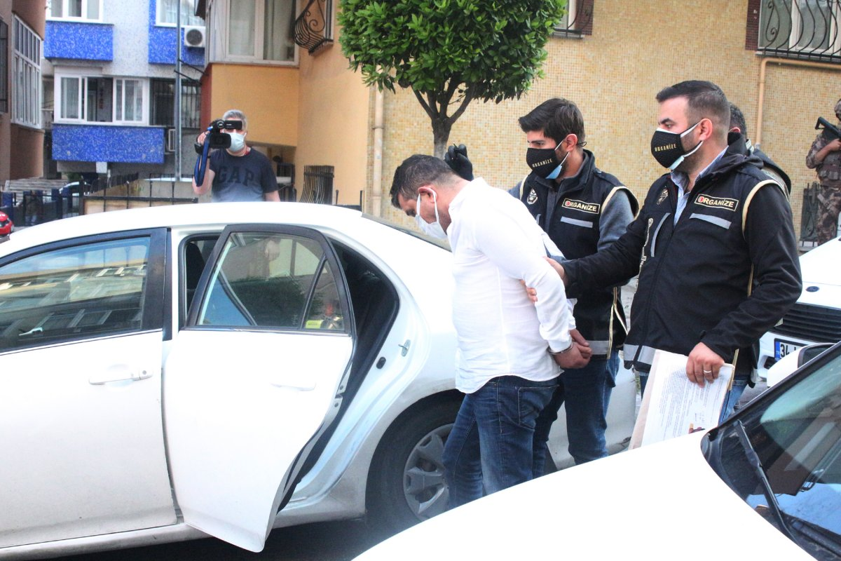 Karagümrük çetesine İstanbul merkezli operasyon  #5