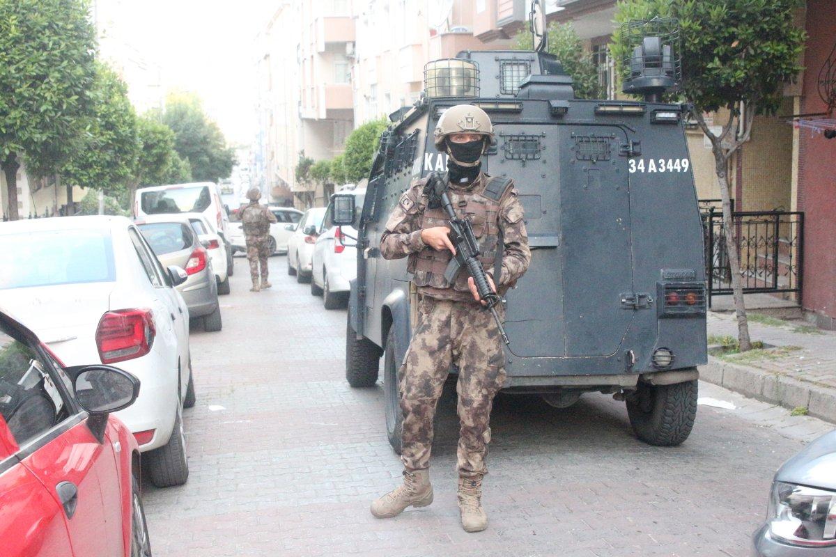 Karagümrük çetesine İstanbul merkezli operasyon  #3