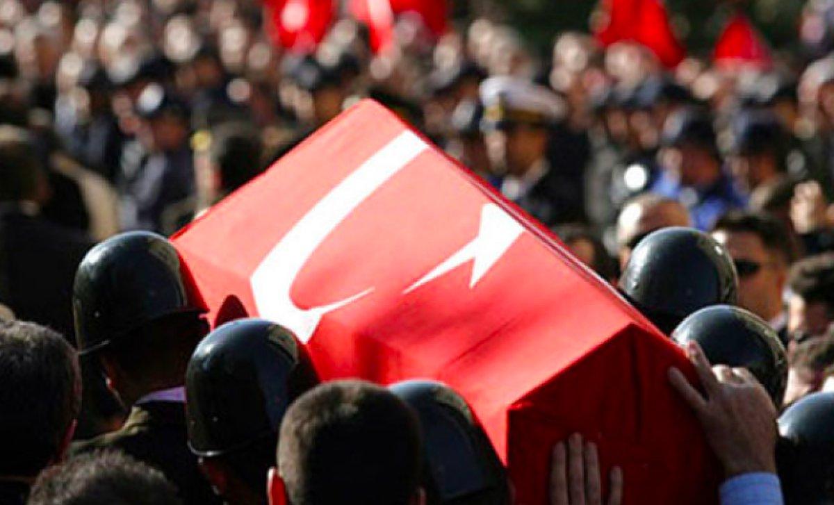Mardin de silah kazası sonucu 1 asker şehit oldu #1