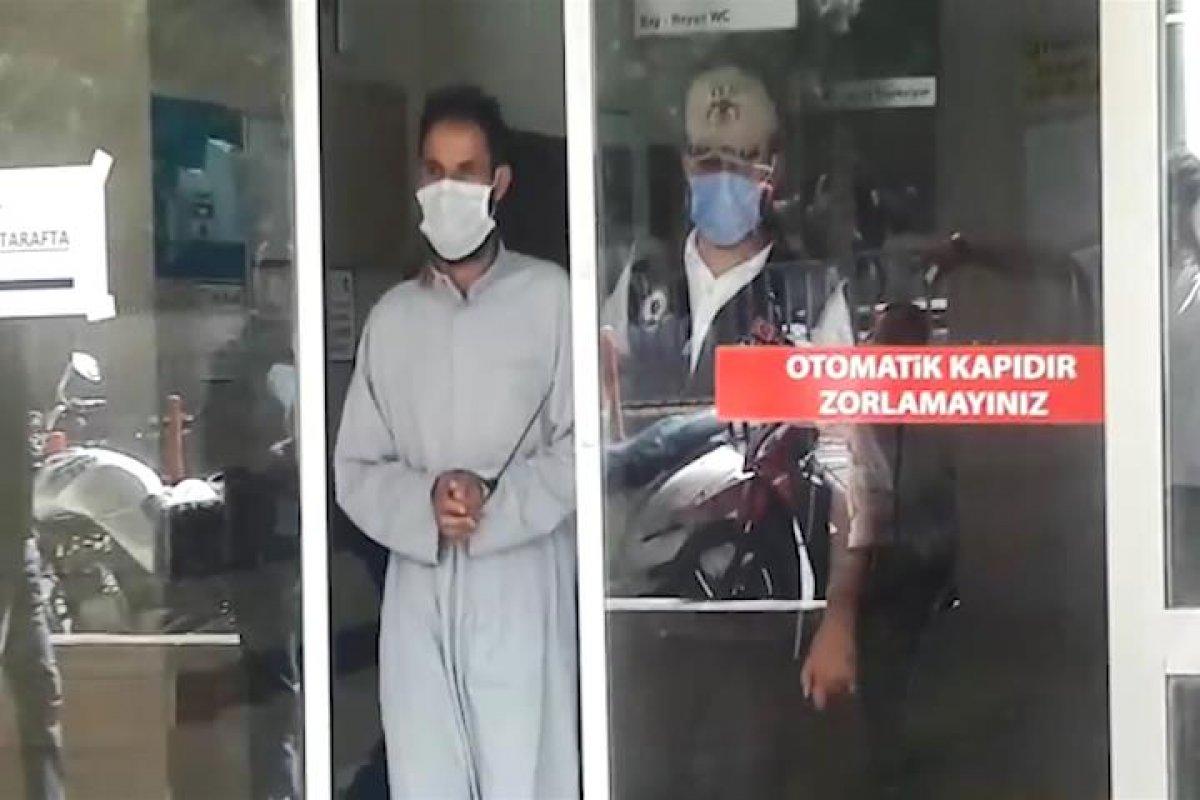 Şanlıurfa'da yakalanan DEAŞ ıngenel ilişkiler sorumlusu tutuklandı #2