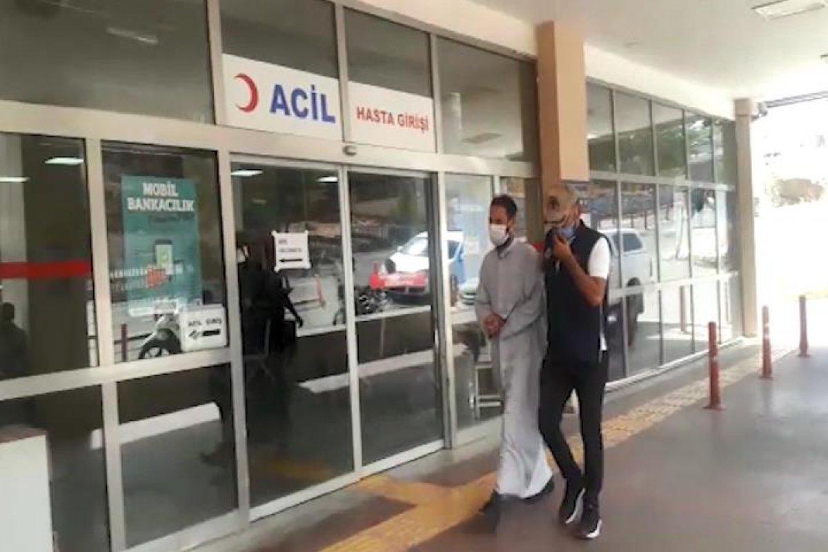 Şanlıurfa'da yakalanan DEAŞ ıngenel ilişkiler sorumlusu tutuklandı #1