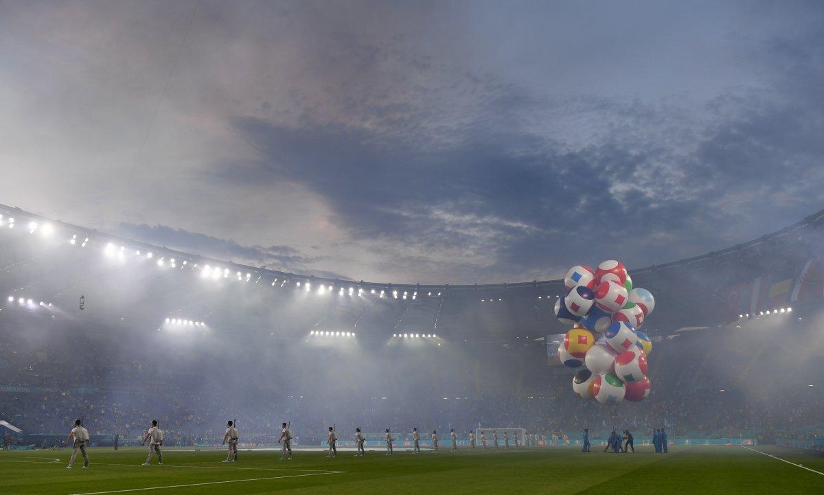EURO 2020 başladı  #1