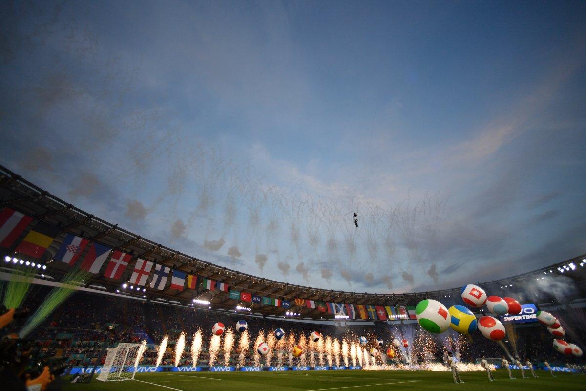 EURO 2020 başladı  #3