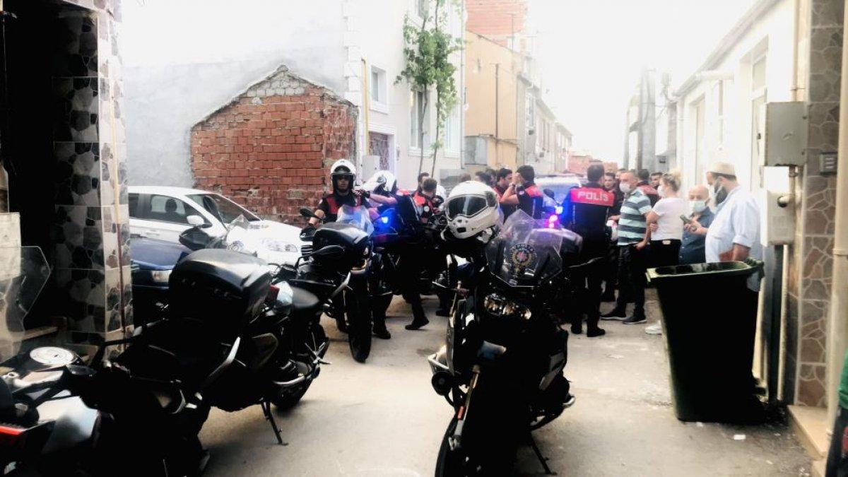 Bursa da polisin  dur  ihtarına uymayan sürücü, kovalamaca sonucu yakalandı #1