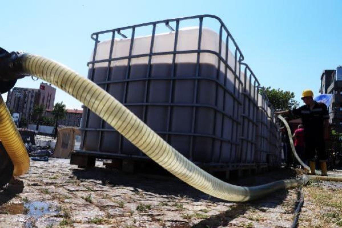 Çanakkale Boğazı temizleniyor: 3 günde 37 metreküp müsilaj toplandı #4