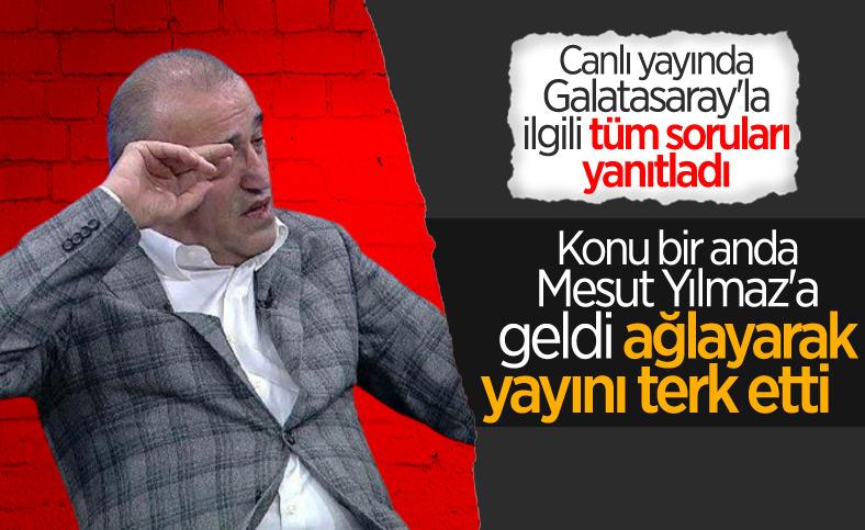 Abdurrahim Albayrak: Mustafa Cengiz'in sözlerine çok üzüldüm
