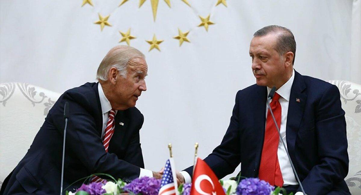 Cumhurbaşkanı Erdoğan ile Joe Biden, 9 kritik konuyu görüşecek #1