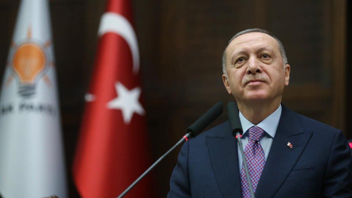 Cumhurbaşkanı Erdoğan'dan, AK Parti teşkilatlarına '2023' talimatı  #1