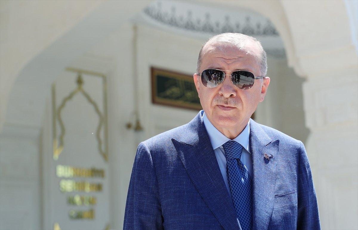 Cumhurbaşkanı Erdoğan: Turist atağı başlayacak #1