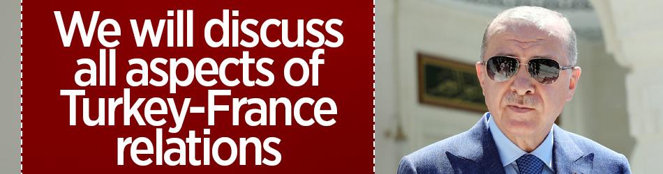 Türkiye ve Fransa, NATO zirvesinde ilişkileri tüm yönleriyle görüşecek