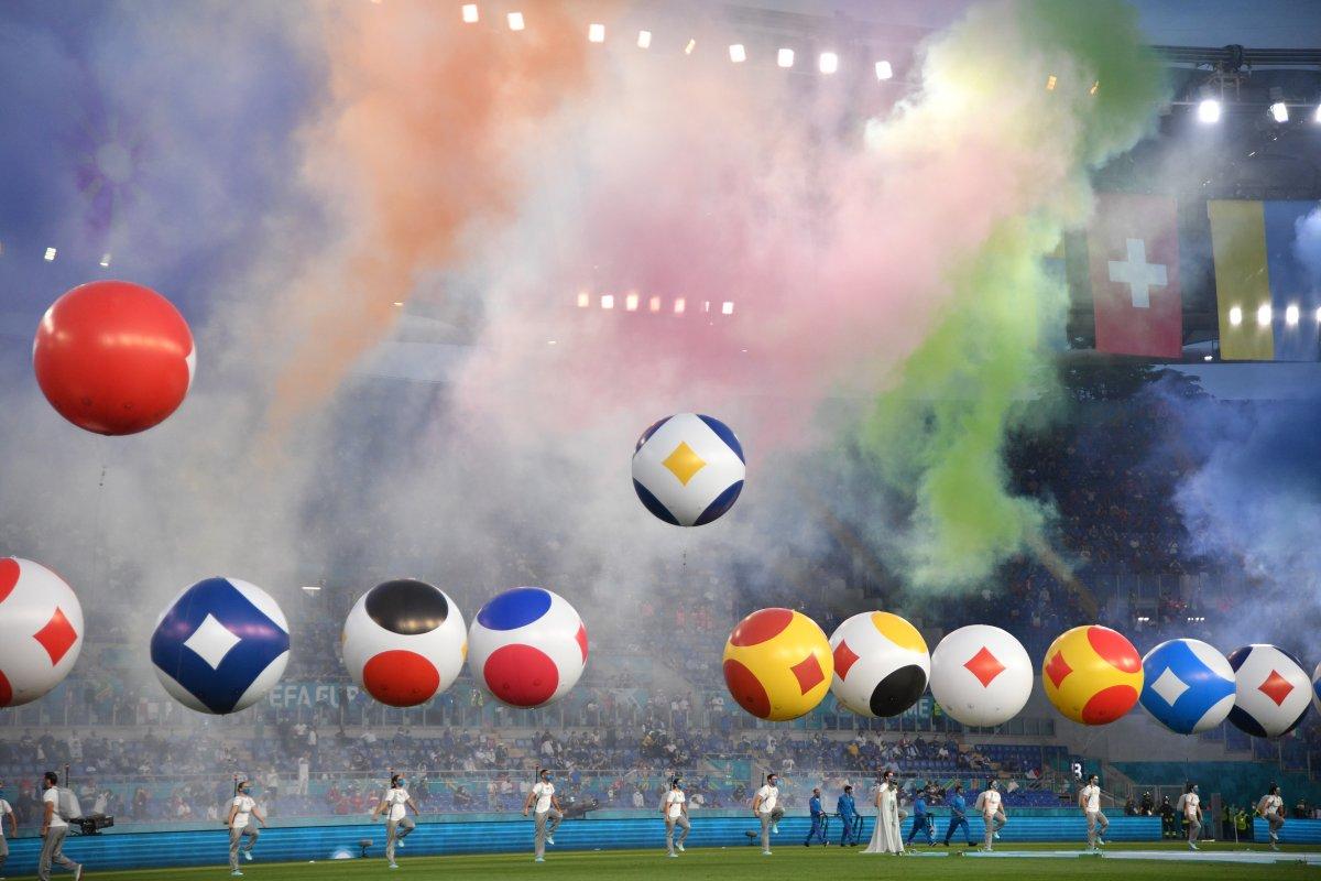 EURO 2020 başladı  #5