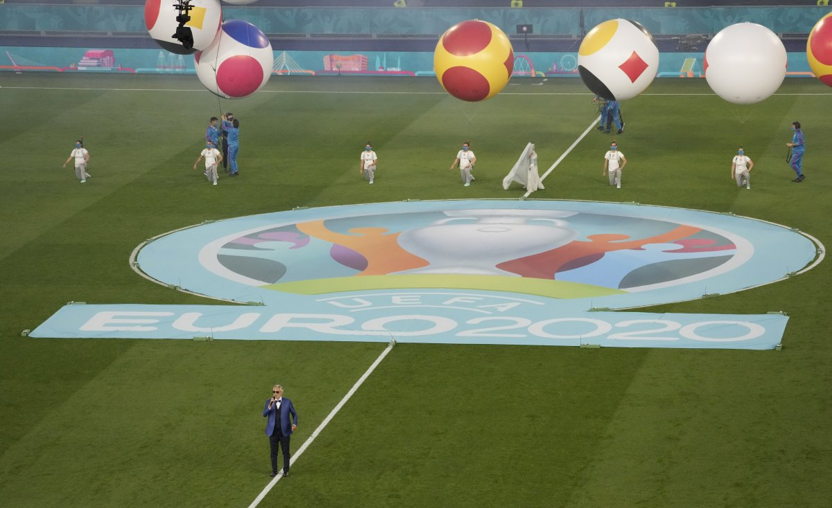EURO 2020 başladı  #6