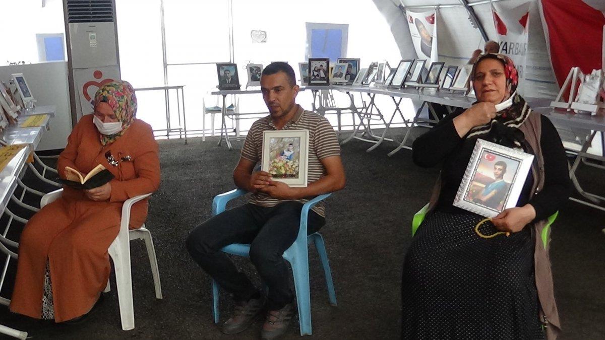 Diyarbakır annesi Hatice Levent: Umudum asla bitmeyecek #1