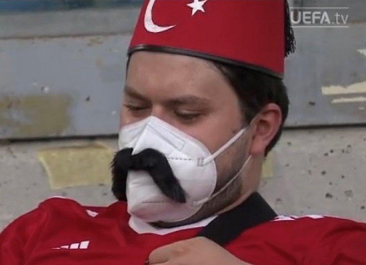 İtalya-Türkiye maçından renkli kareler #2