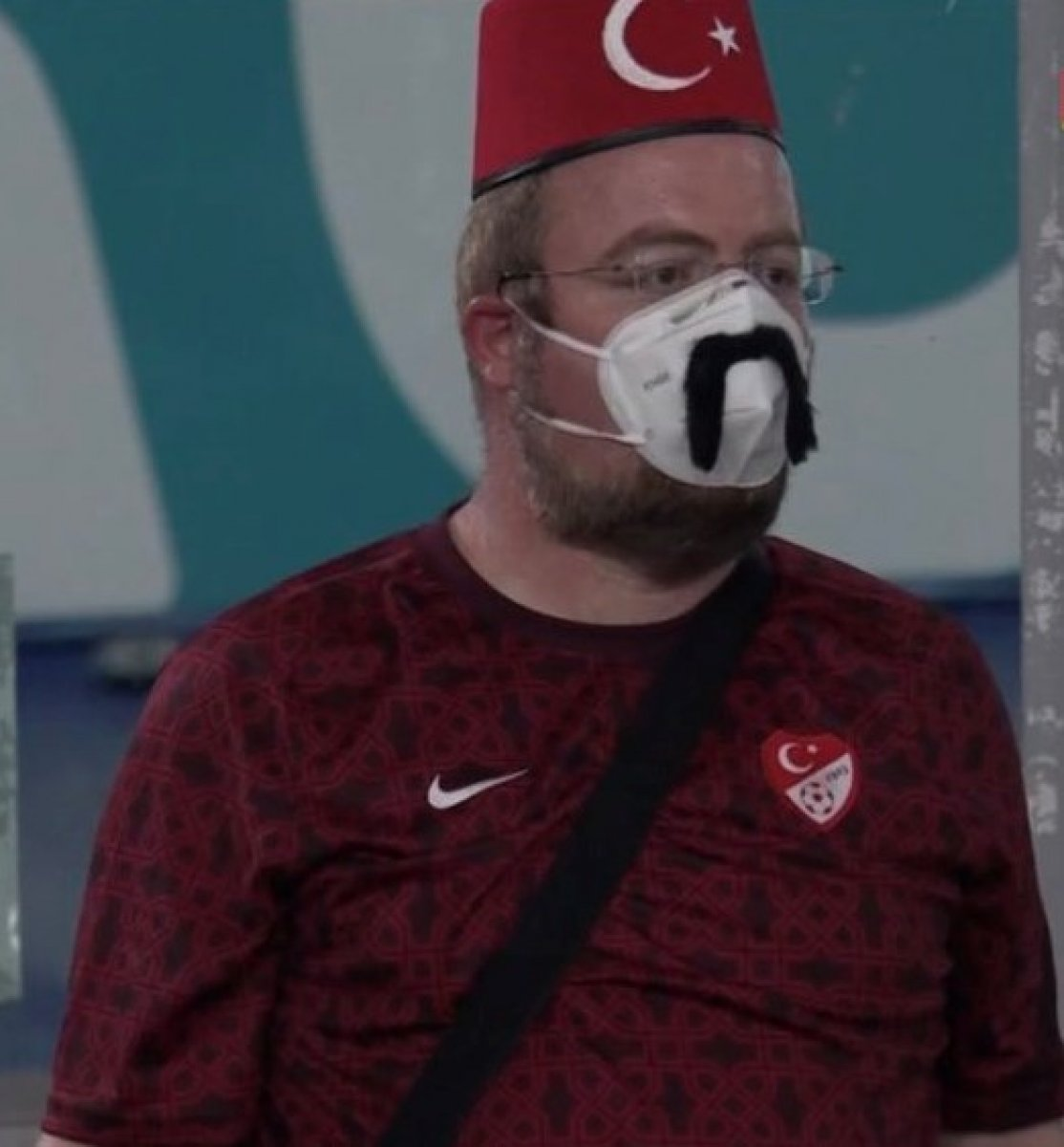 İtalya-Türkiye maçından renkli kareler #1